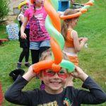 Úžasné balonkové čepice ...